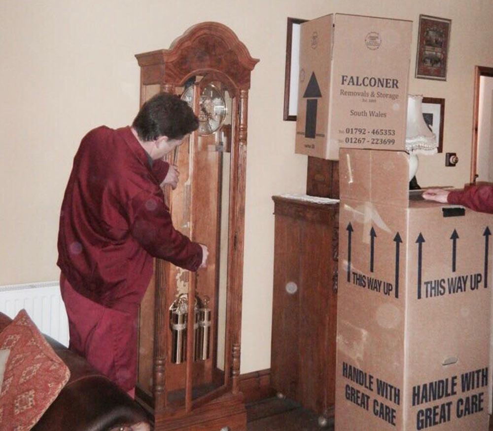 antiques removals service