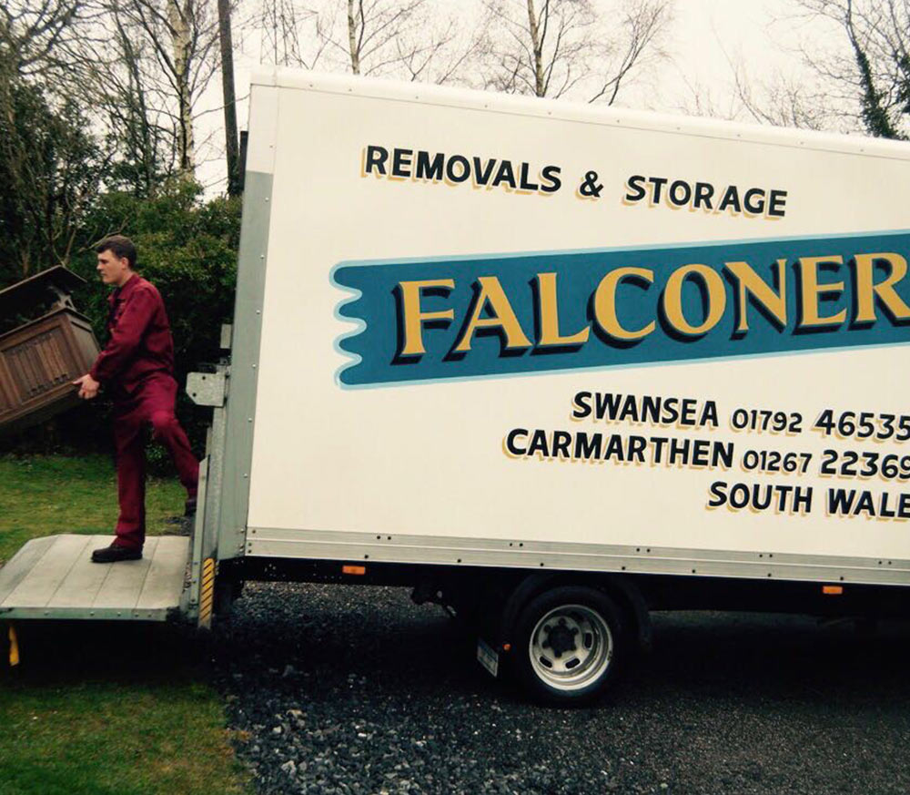 office removals service