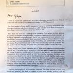 Owain Bryn Rowlands Testimonial