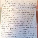 Llew Evans Testimonial