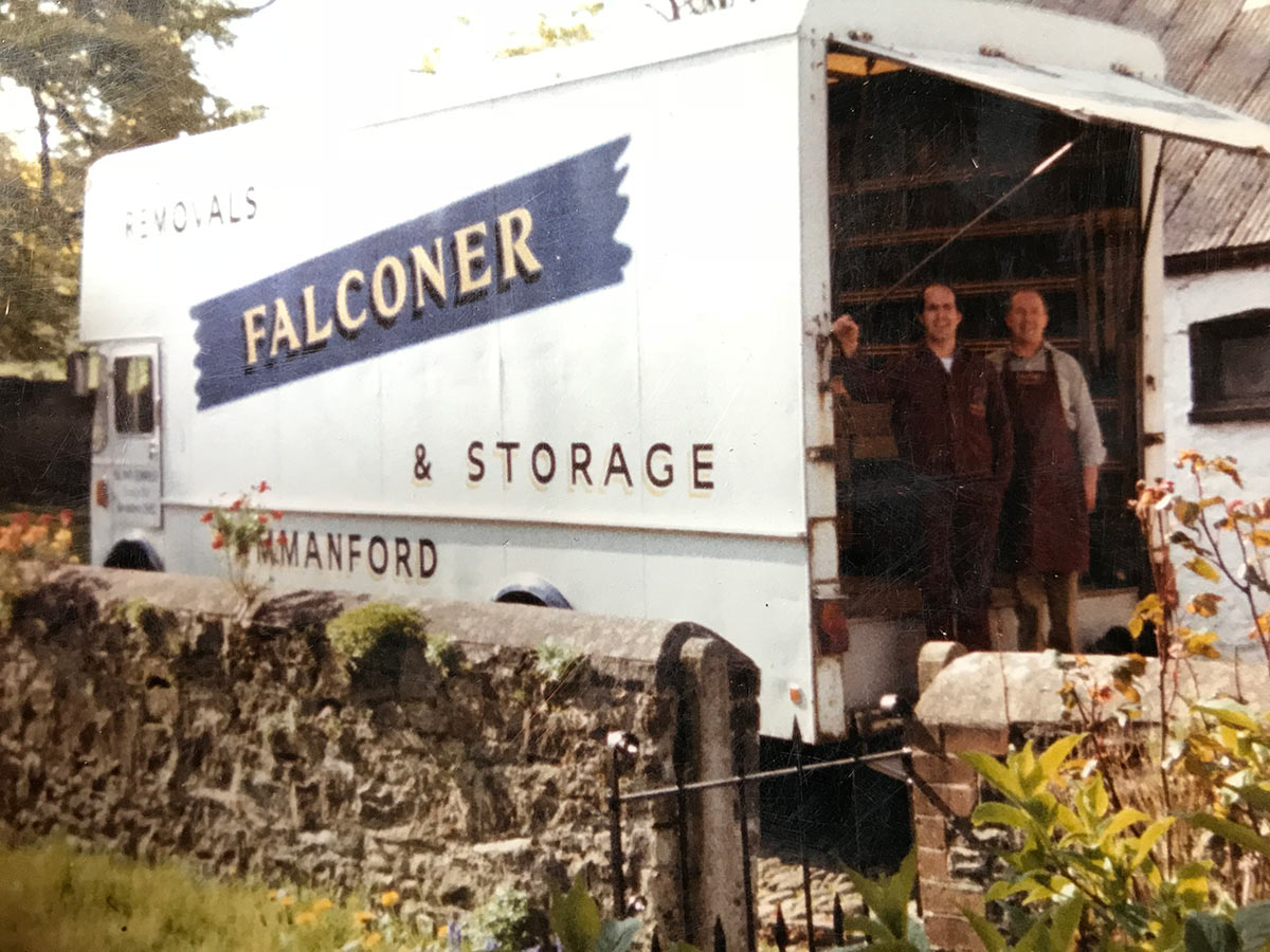 falconer removals established 1889